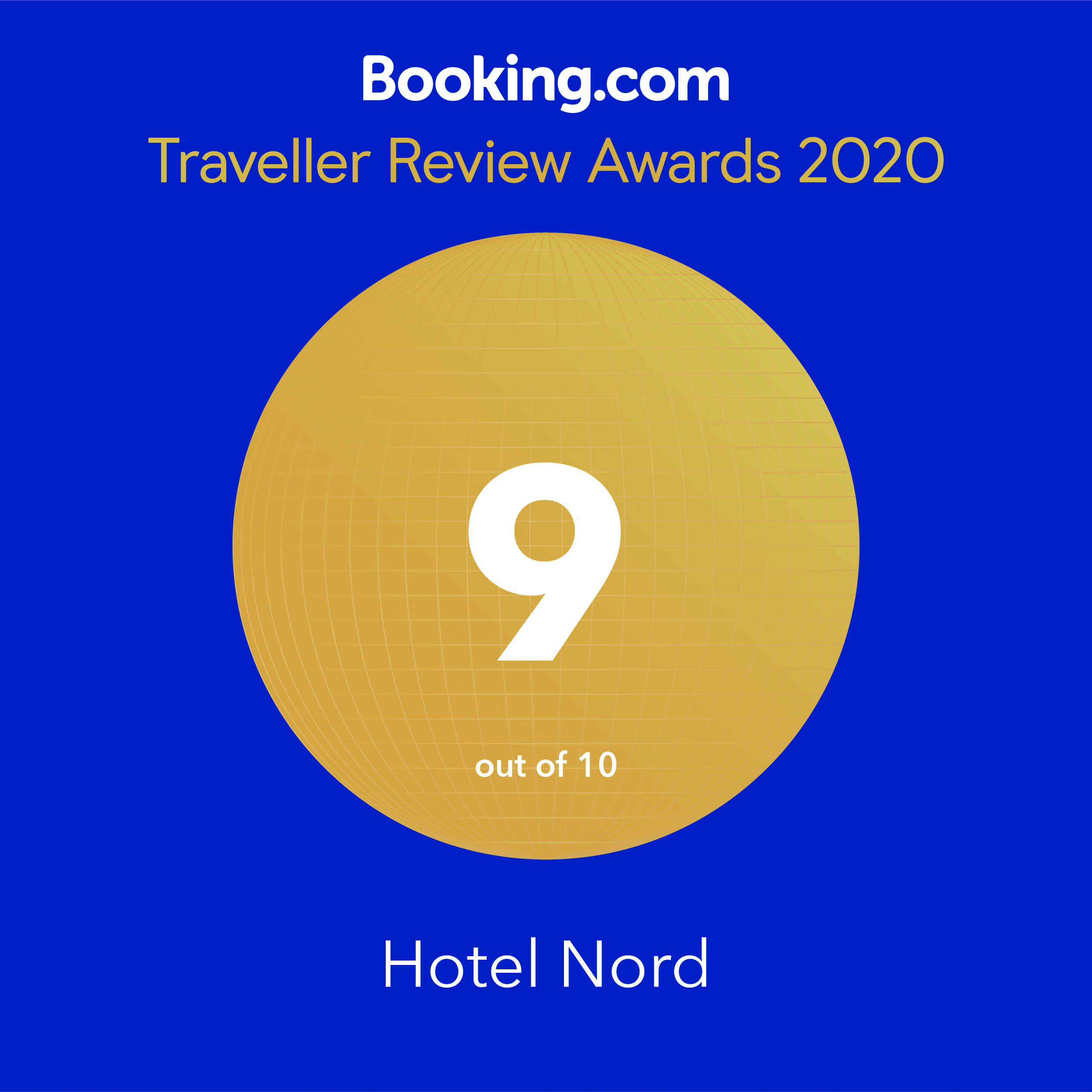 Booking - Hotel Nord