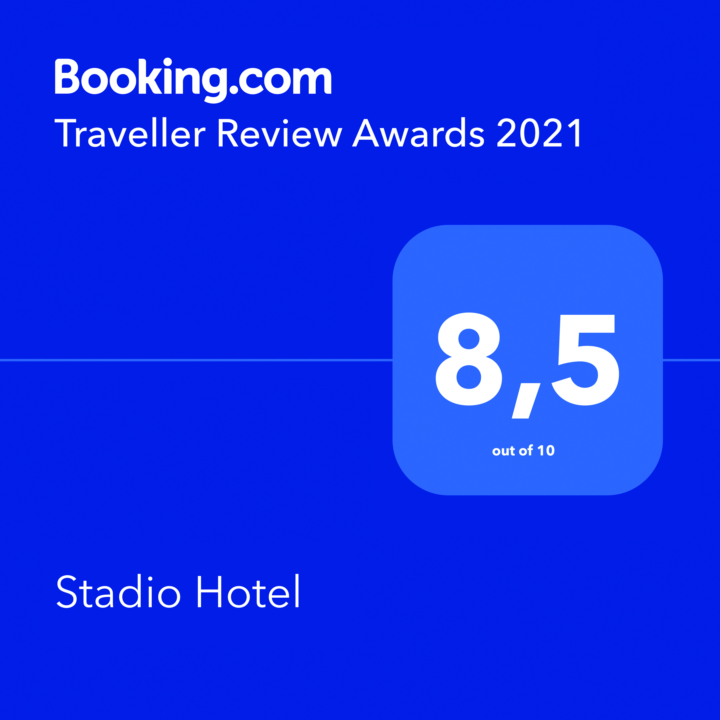 Booking - Hotel Stadio
