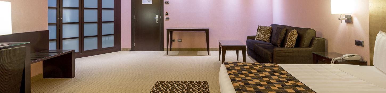 Suite motel con idromassaggio jacuzzi a piacenza